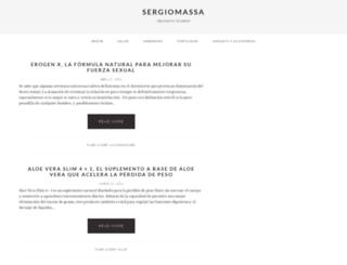 sergio-massa.org screenshot