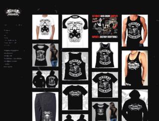 serialdrummer.com screenshot