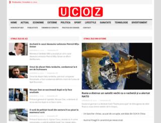 seriale-online.ucoz.ro screenshot