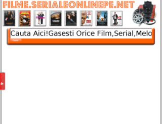 serialeonlinepe.net screenshot