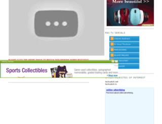 serials.techsatish.net screenshot