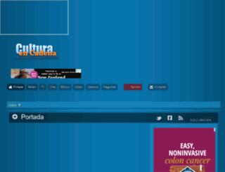 series-recomendadas.culturaencadena.com screenshot