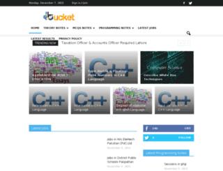 seriesbucket.com screenshot