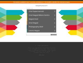 serperture.com screenshot