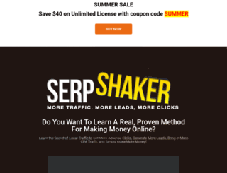 serpshaker.com screenshot
