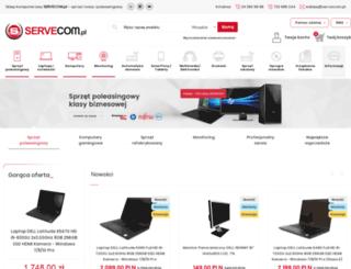 servecom.pl screenshot