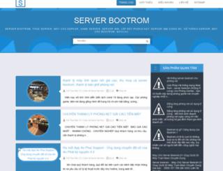server-bootrom.blogspot.jp screenshot
