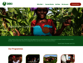 server.deki.org.uk screenshot