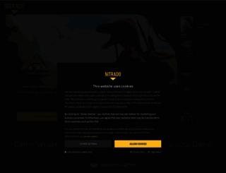 server.nitrado.net screenshot