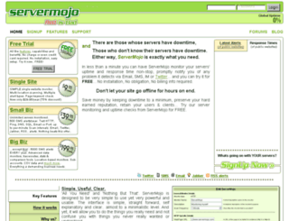 servermojo.com screenshot