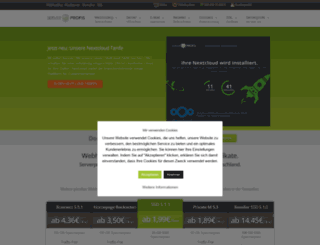 serverprofis.net screenshot