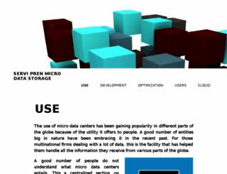 servi-pren.com screenshot