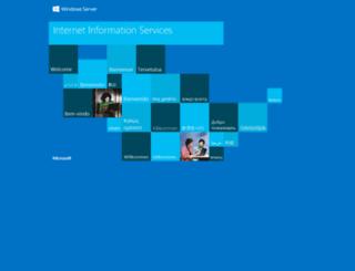 service.infogostar.com screenshot