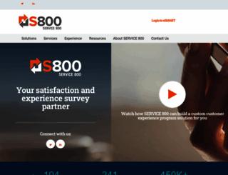 service800.com screenshot