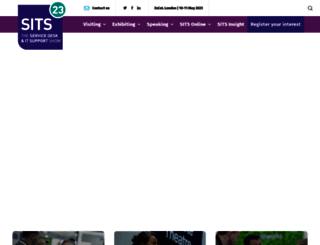 servicedeskshow.com screenshot