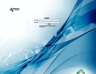servicefirst.precisionit.co.in screenshot