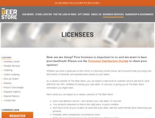 serviceontap.ca screenshot