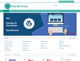 services.onlinebhai.com screenshot