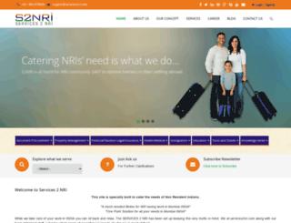 services2nri.com screenshot