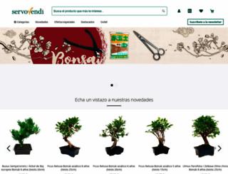 servovendi.com screenshot