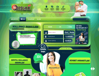 seslikal.com screenshot