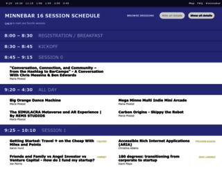 sessions.minnestar.org screenshot