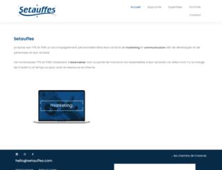 setauffes.com screenshot