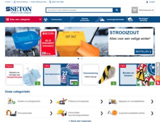 seton-signalering.nl screenshot