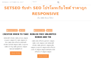 setseo.net screenshot