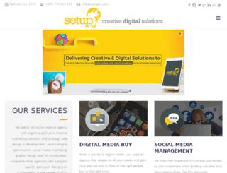 setupltd.com screenshot