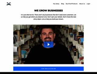 sevenfigurebooksales.com screenshot