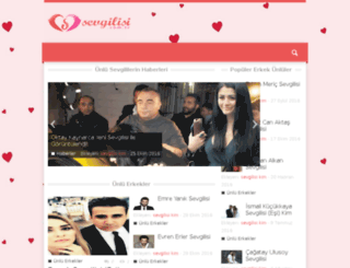 sevgilisikim.com screenshot