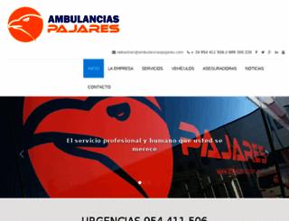 sevillalujo.com screenshot