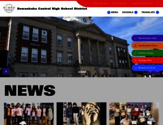 sewanhaka.schoolwires.net screenshot