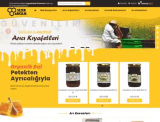 sezeraricilik.com screenshot