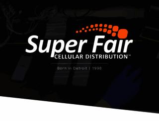 sfcell.com screenshot