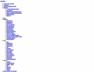 sfh.com.br screenshot