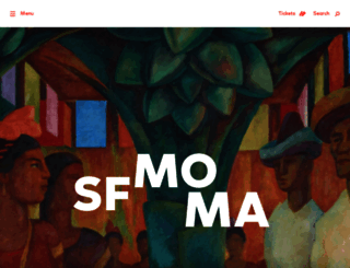sfmoma.org screenshot