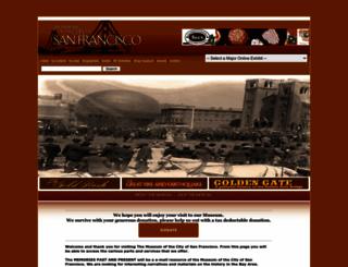 sfmuseum.net screenshot