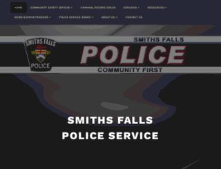 sfps.ca screenshot