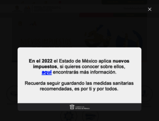 sfpya.edomexico.gob.mx screenshot