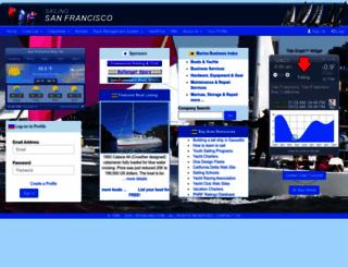 sfsailing.com screenshot