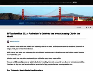 sftourismtips.com screenshot
