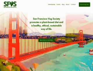 sfvs.org screenshot