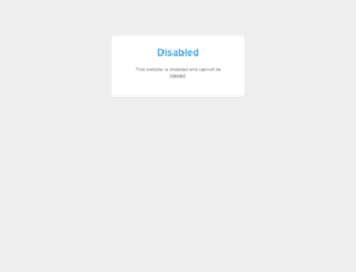 sfzoo.businesscatalyst.com screenshot