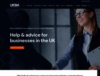 sgba.co.uk screenshot