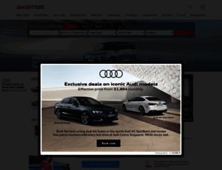 sgcarmart.com screenshot