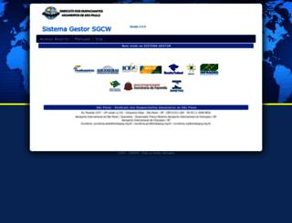 sgcw.org.br screenshot