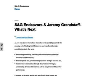 sgendeavors.com screenshot