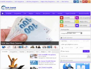 sgkemekli.com screenshot